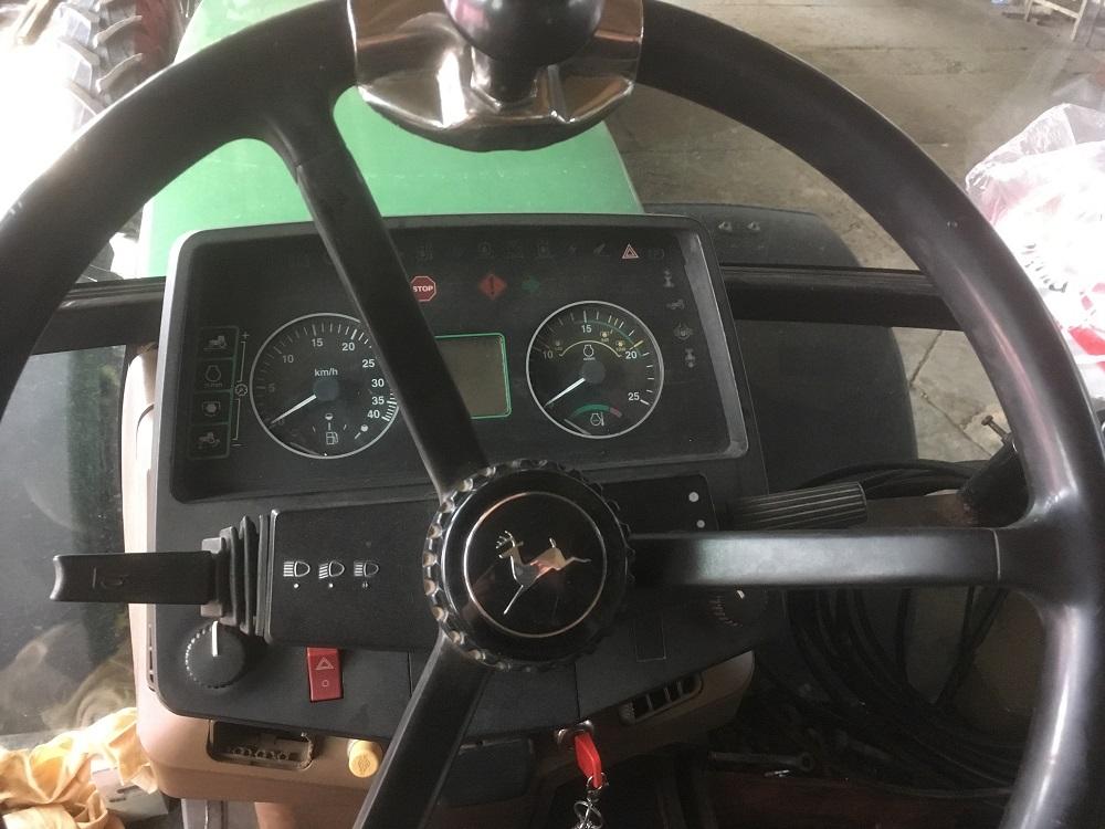 John Deere  7700 HK Agro