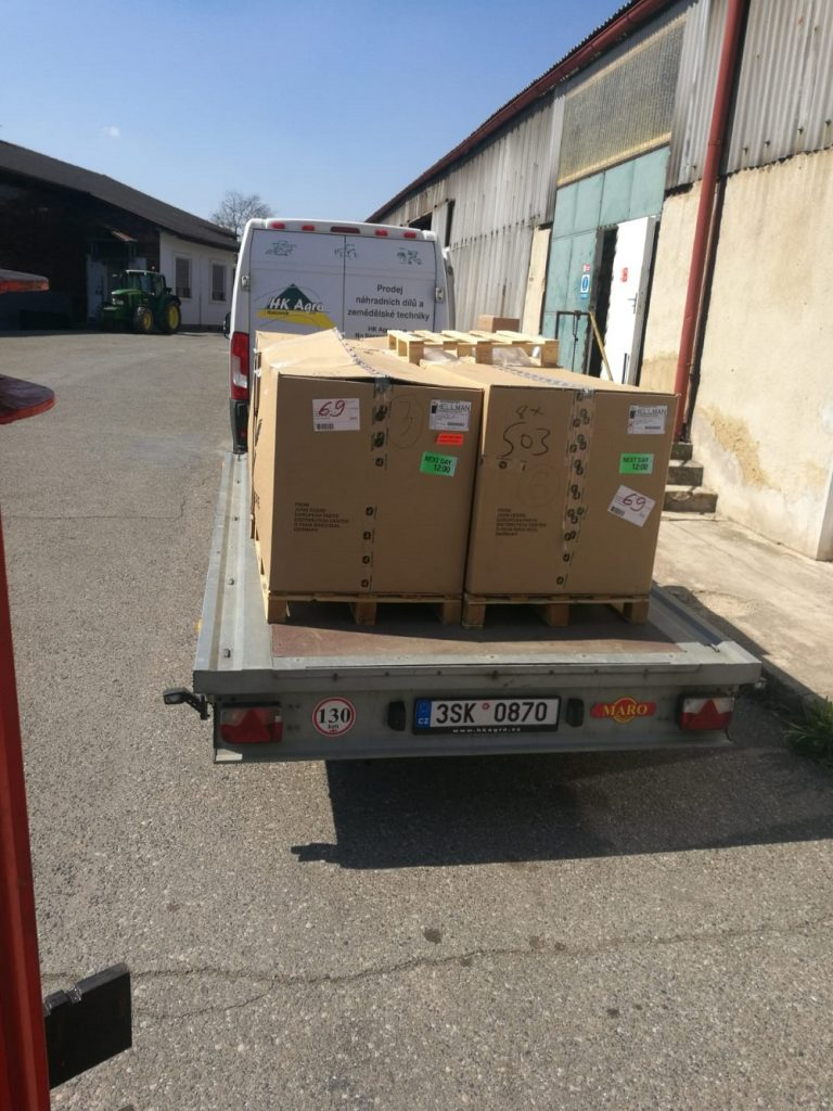 Logistika HK leoš