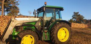 Traktor John Deere 5080M