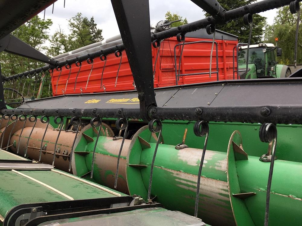 John Deere T560HM červen 2020 HKAgro