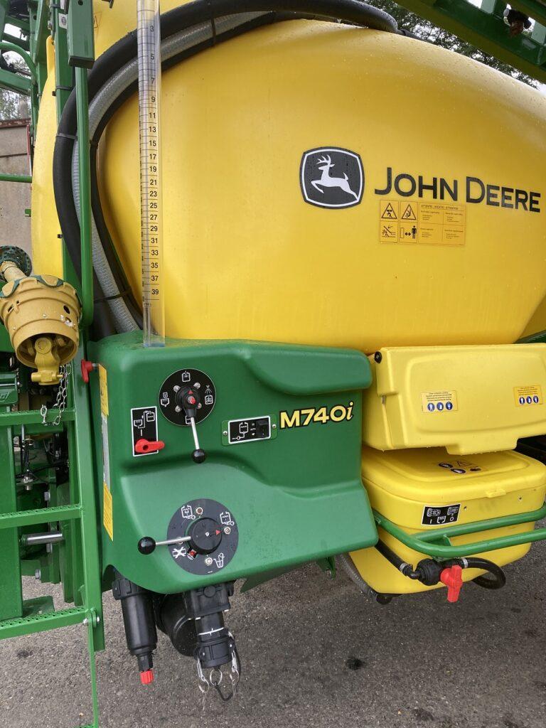 John Deere M740i 7/2020 hkagro