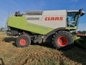 Kombajn Claas Lexion 600