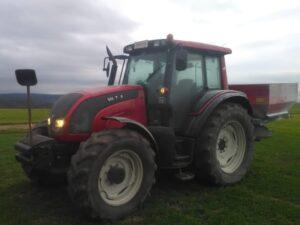 Traktor Valtra N121 HiTech
