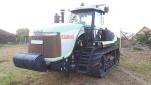 Pásový traktor Claas Challenger 85E