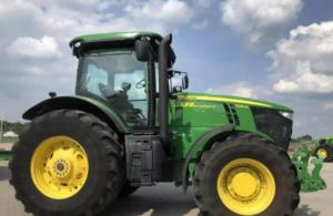 Traktor John Deere 7230R