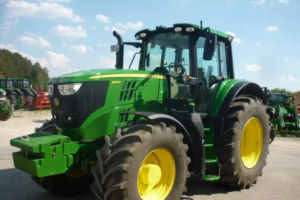 Traktor John Deere 6195M
