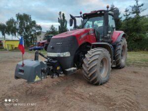 Traktor Case Magnum 340 CVX