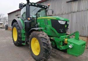 Traktor John Deere 6195R